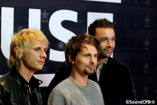 Muse à la Géode (Paris), le 5 novembre 2013