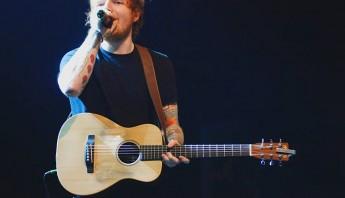 Ed Sheeran Paris