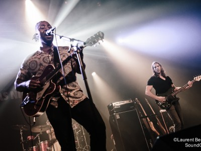 Block Party en concert au Trianon le 03 Mars 2016