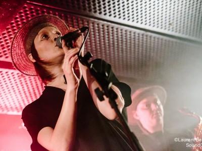 Cate Le Bon en concert au Batofar le 09 Mars 2016