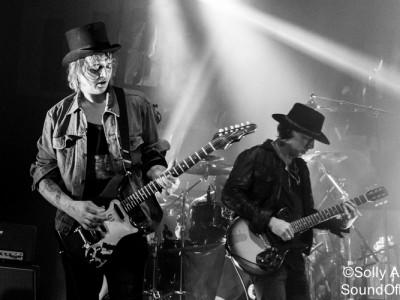 The Libertines en concert à l'Olympia le 07 Mars 2016