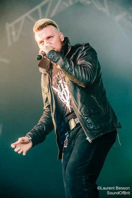 [PHOTOS] The Raven Age @ Download Festival Paris ...
