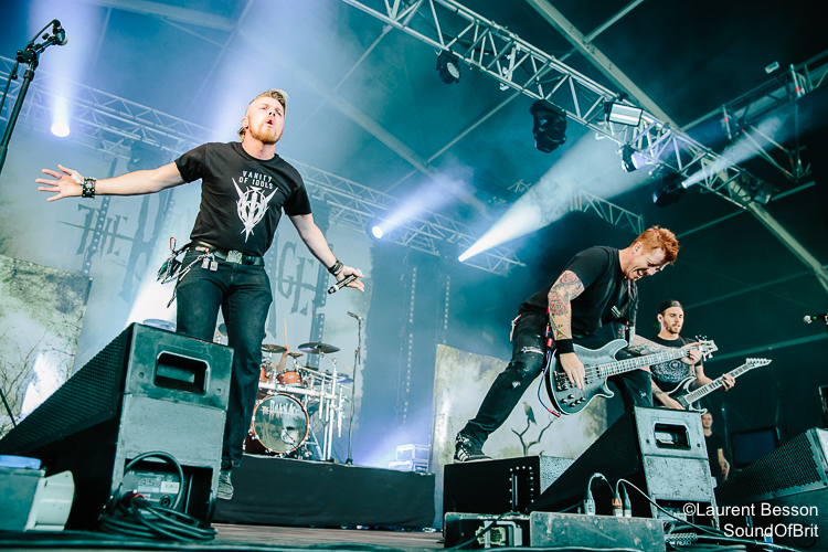 The Raven Age au Download Festival