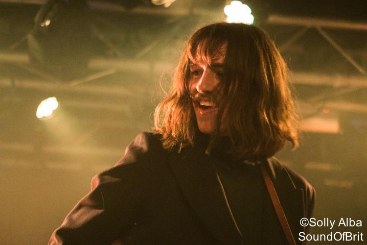 Parcels en concert au Inrocks Festival, à La Boule Noire, à Paris, le 19 novembre 2016