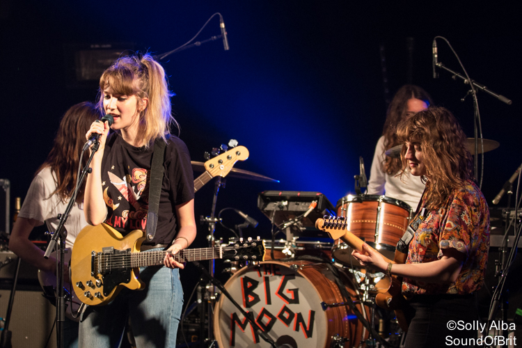 The Big Moon au festival Art Rock, le 03/06/2017
