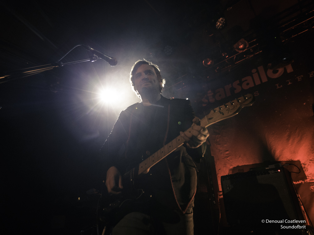 Starsailor au Pan Piper, le 02 nov 2017