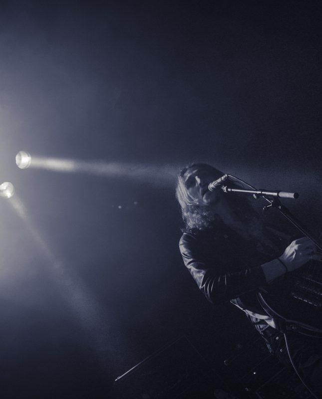 DEMOB HAPPY en concert au Trabendo, à Paris, le 13 mars 2018