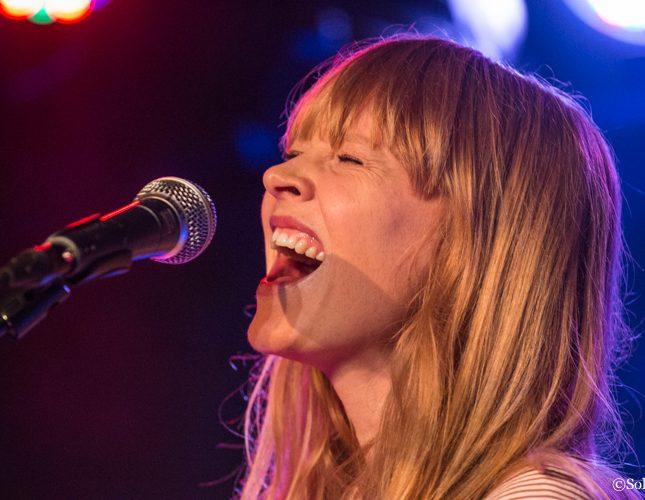 Lucy Rose en concert au Sentier des Halles, à Paris, le 17/04/2018
