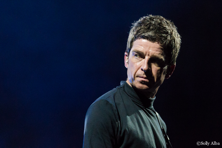 Noel Gallagher's High Flying Birds en concert à L'Olympia le 3 avril 2018
