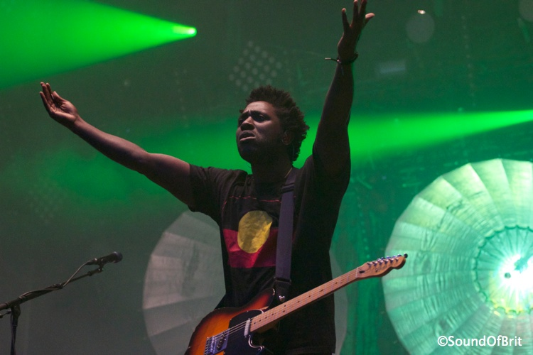 Bloc Party - Solidays 2013