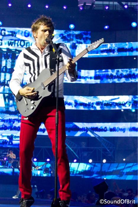Muse au Stade de France, 21 juin 2013