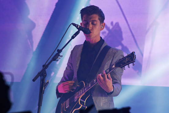 Arctic-Monkeys Glastonbury 2013