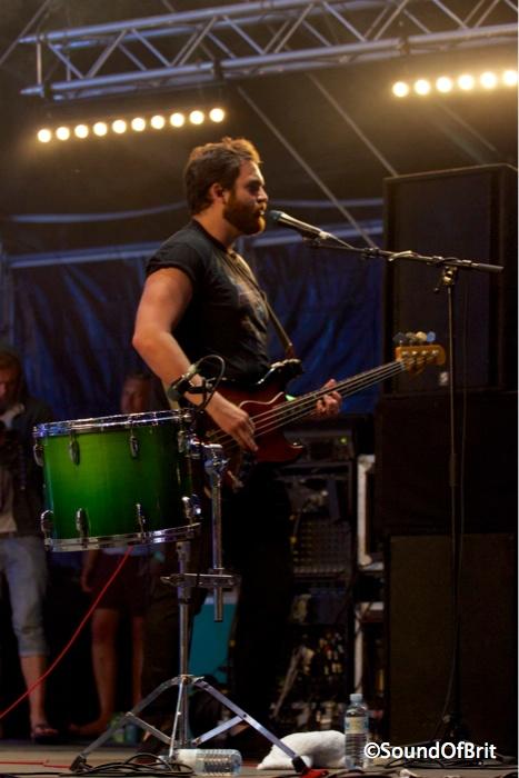 Bastille - Festival Soirs d'Été 2013