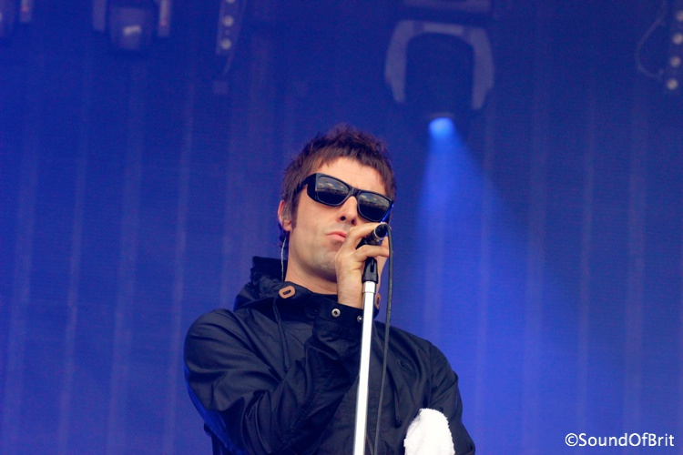 Beady Eye à Solidays 2013
