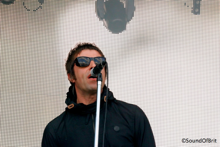 Beady Eye @ Solidays 2013