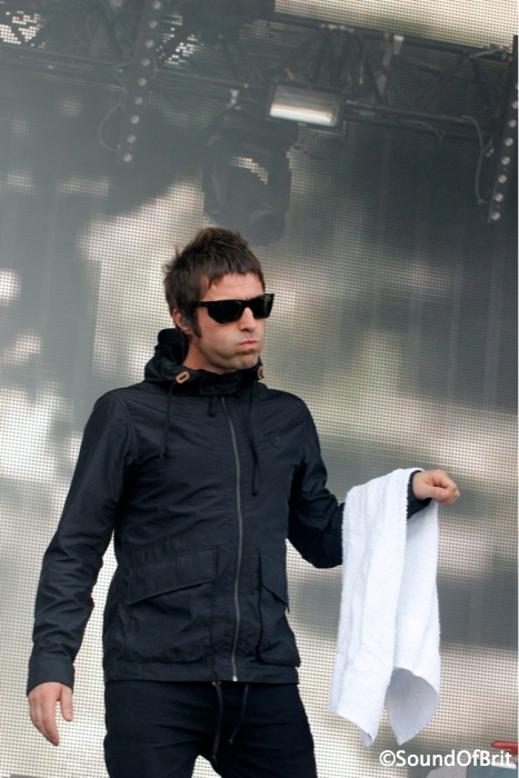 Beady Eye @ Solidays 2013 |