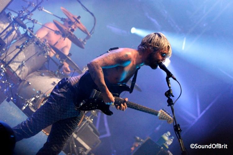 Biffy Clyro - Festival Soirs d'Été 2013