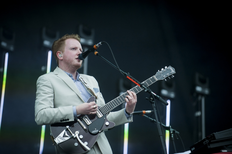 Two Door Cinema Club à Rock Werchter (©RW13)