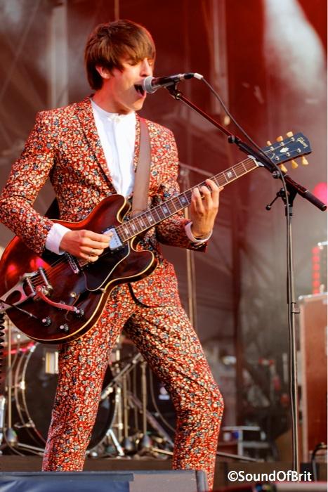 Miles Kane - Festival Fnac Live 2013