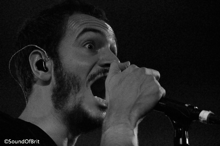 Editors @ Le Trianon, Paris, 21 octobre 2013