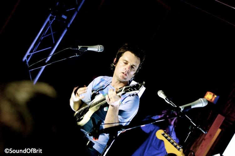 Franz Ferdinand au Paris in Live by Virgin Radio, Studio de la Grande Armée, le 7 novembre 2013