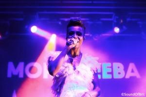 Morcheeba en concert à l'Olympia, le 7 novembre 2012