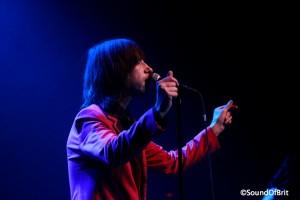 Primal Scream en concert à La Cigale, le 14 novembre 2013
