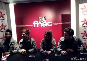 Metronomy @FNAC Lille