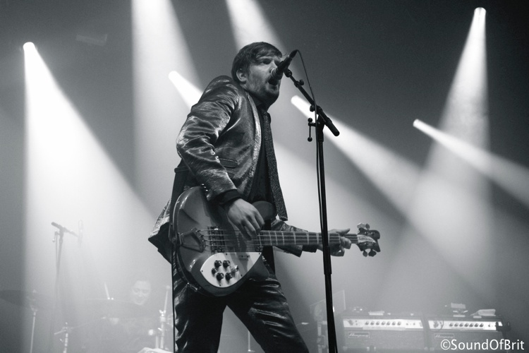 Klaxons en concert lors du 26e Festival Chorus des Hauts-de-Seine, La Défense, 5 avril 2014