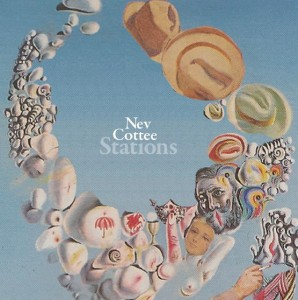 Nev Cottee cover album