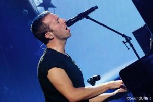 Coldplay au Casino de Paris, Paris, le 28 mai 2014
