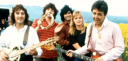 Wings, Paul McCartney