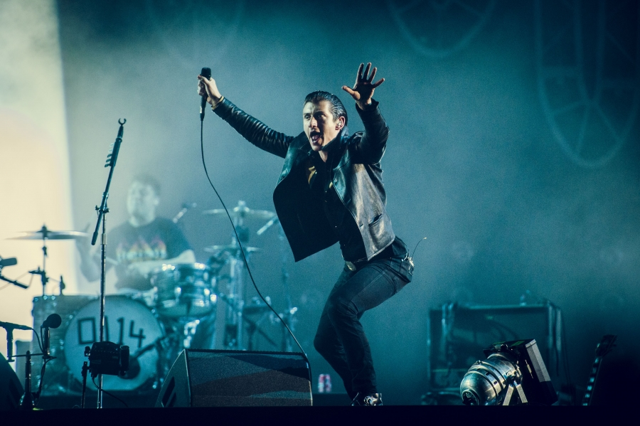 Arctic Monkeys (©RockWerchter)