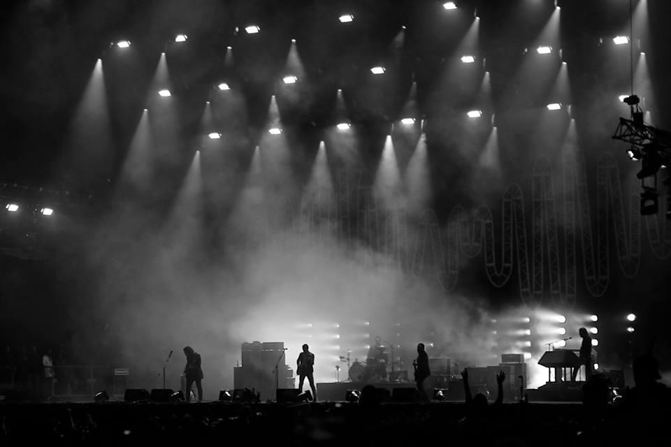 Arctic Monkeys @ Rock en Seine 2014