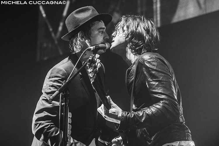 The Libertines au Zénith de Paris le 30 septembre 2014 (Michela Cuccagna©)