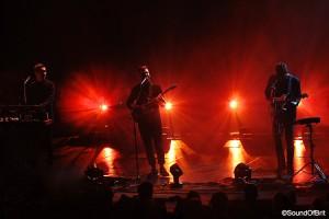 Alt-J en concert au Casino de Paris le 29 septembre 2014