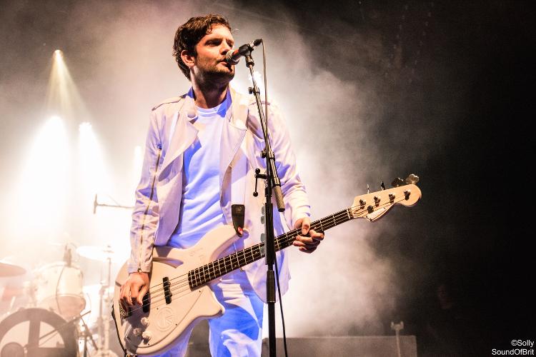 Klaxons en concert au Festival les IndisciplinéEs à Lorient le 08 novembre 2014