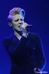 La Roux en concert au Bataclan le 29 novembre 2014