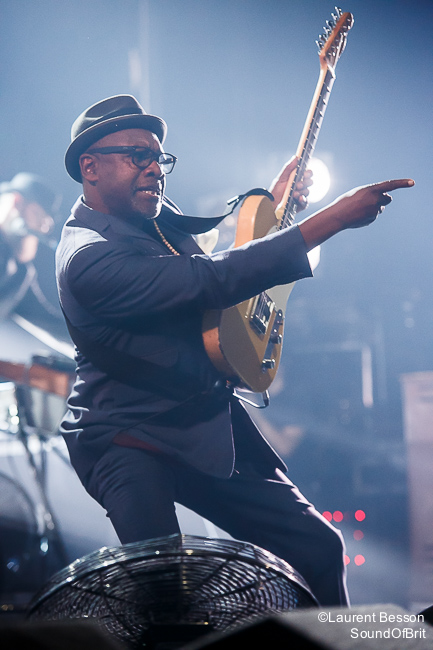 The Specials en concert au Bataclan, Paris, le 30 novembre 2014