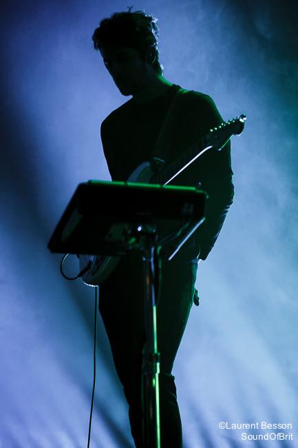 Alt-J en concert au Zénith de Paris, le 4 février 2015