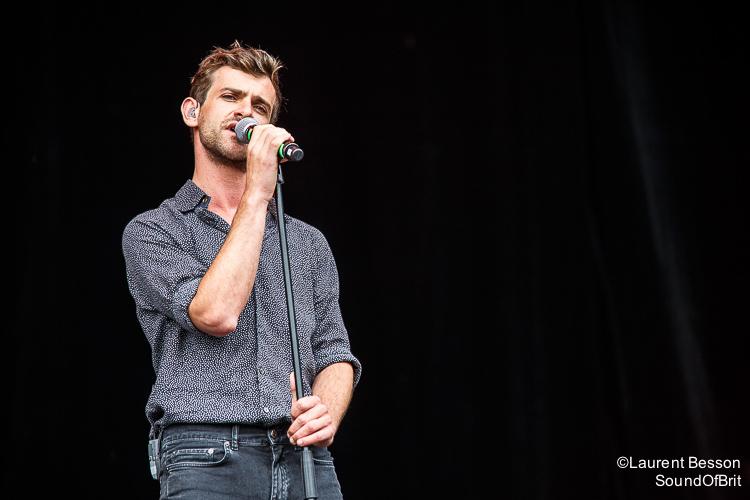 Josef Salvat en concert au Main Square Festival le 05 Juillet 20