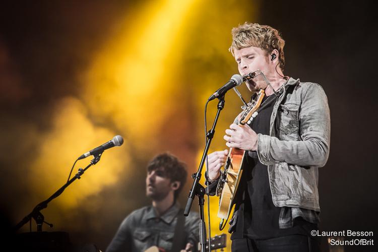 Kodaline en concert au Main Square Festival le 03 Juillet 2015