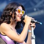 Marina à Rock en Seine