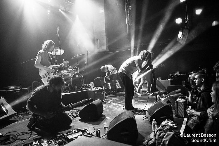 The Telescopes en concert au Petit Bain le 22 Octobre 2015