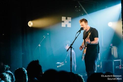Gengahr en concert au Point Ephémère le 23 Octobre 2015