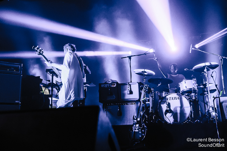 Hot Chip en concert au Nouveau Casino le 18 Octobre 2015