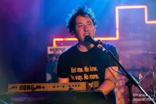 The Wombats en concert au Trabendole le Mercredi 03 novembre 2015-328