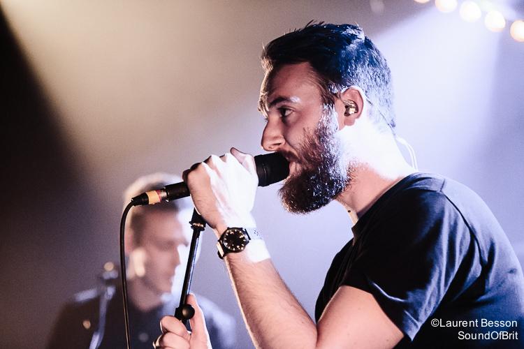 Honne en concert à la Maroquinerie le 11 Décembre 2015