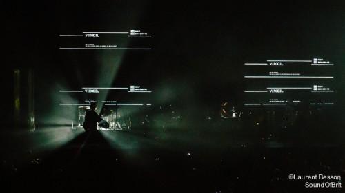 Massive Attack en concert au Zenith le 27 Février 2016