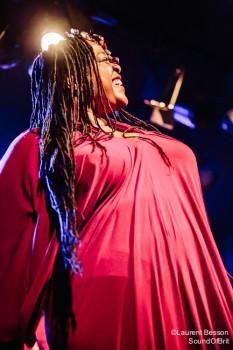 Eska en concert au New Morning le 01 Janvier 2016